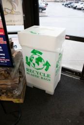Plastic Bag Bin